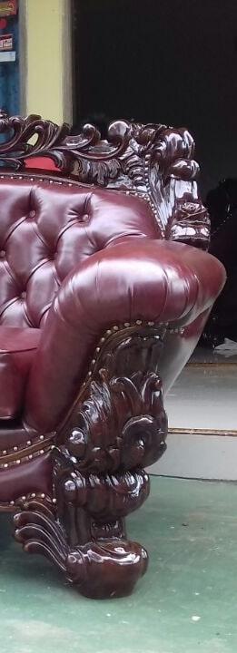 Kursi Tamu Royal Ukir Mewah Mebel Jepara