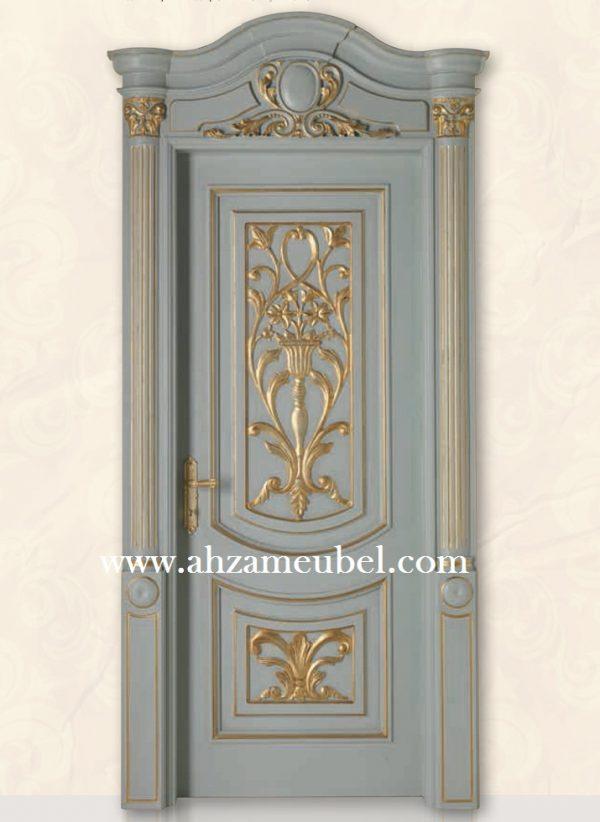 Pintu Rumah Klasik Modern Kayu Mebel Jepara