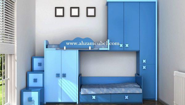 Tempat Tidur Tingkat Minimalis Untuk Anak