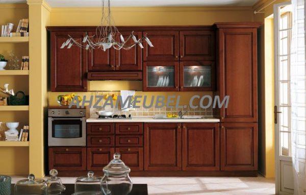 Kitchen Set Minimalis Jati Mebel Jepara