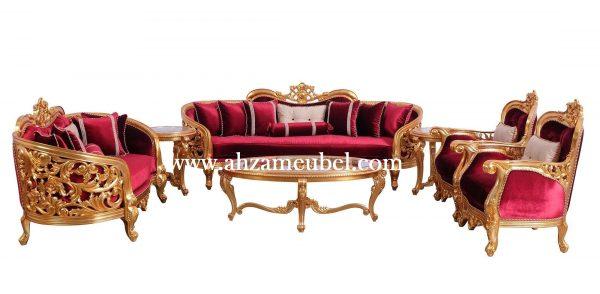 Kursi tamu ukir, kursi tamu mewah, kursi tamu jati, kursi tamu royal, kursi tamu klasik
